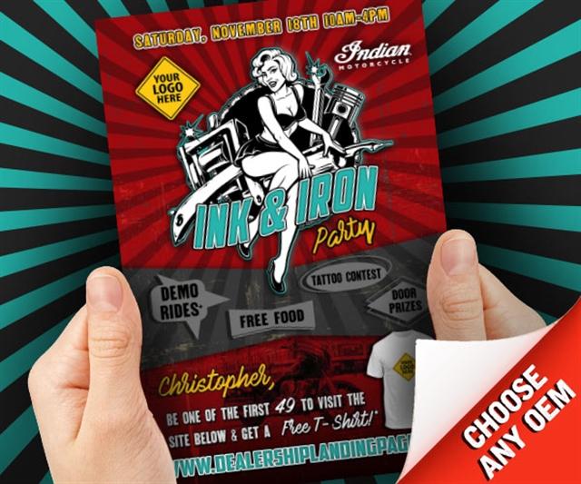Ink & Iron Powersports at PSM Marketing - Peachtree City, GA 30269