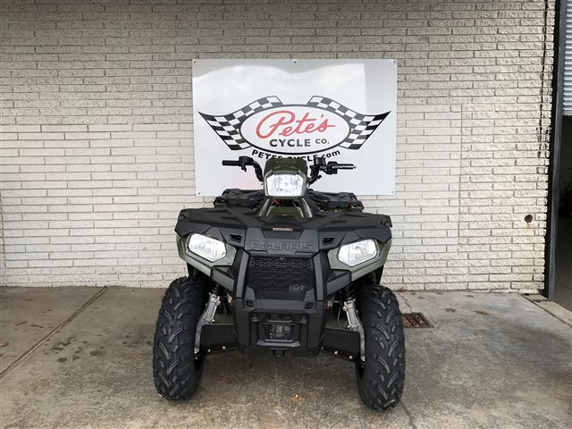 2019 Polaris Sportsman 450 H.O. Base at Pete's Cycle Co., Severna Park, MD 21146