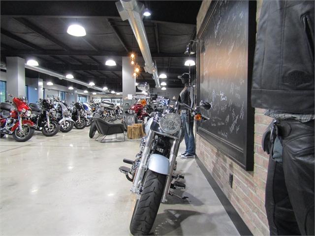 2015 Harley-Davidson Softail Fat Boy at Cox's Double Eagle Harley-Davidson