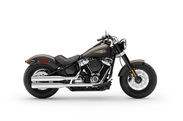 2021 Harley-Davidson Cruiser Softail Slim at Gasoline Alley Harley-Davidson of Kelowna