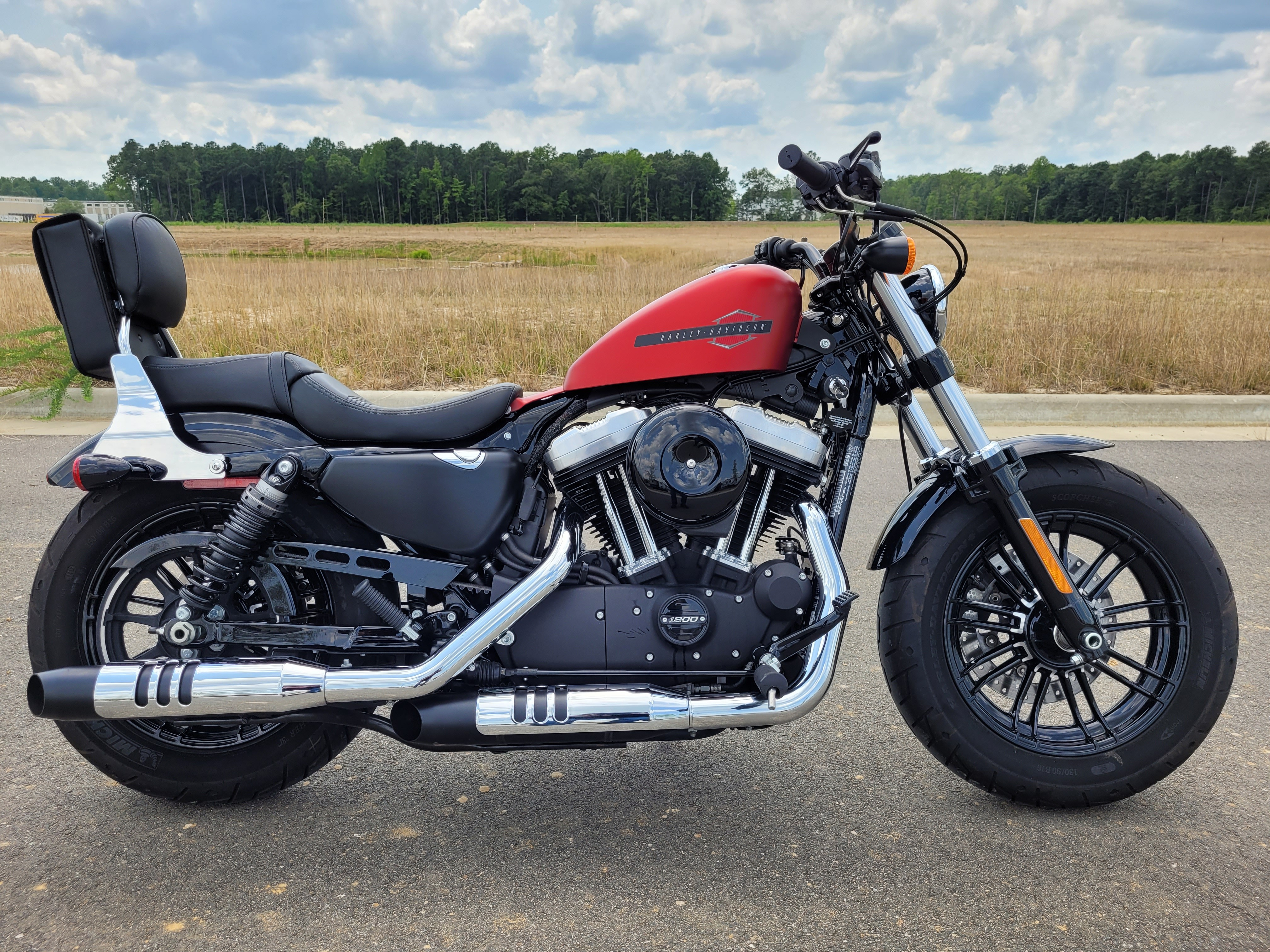 2019 Harley-Davidson Sportster Forty-Eight at Richmond Harley-Davidson