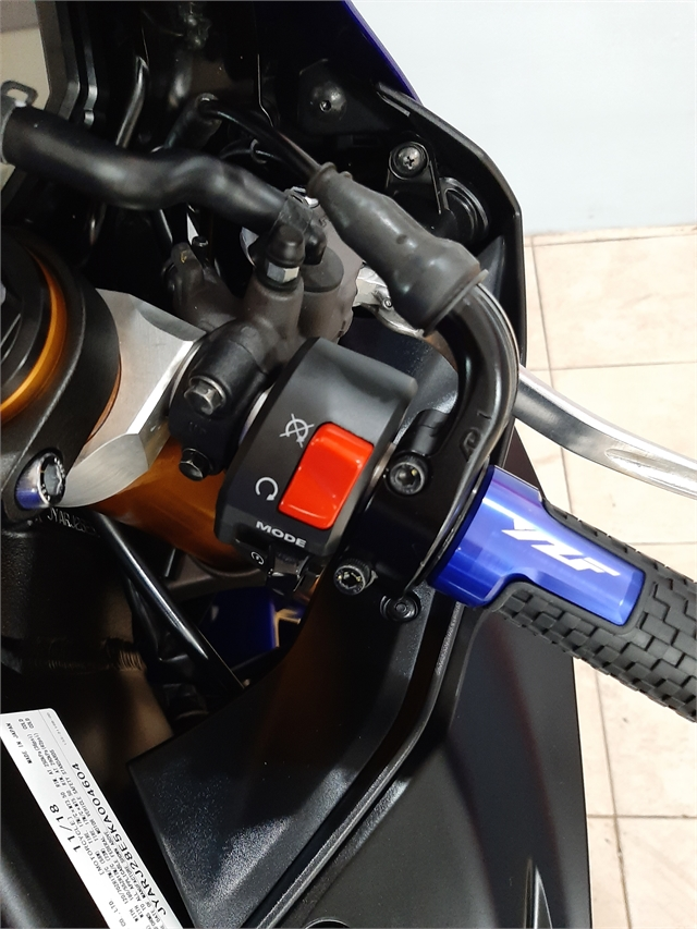 2019 Yamaha YZF R6 at Southwest Cycle, Cape Coral, FL 33909