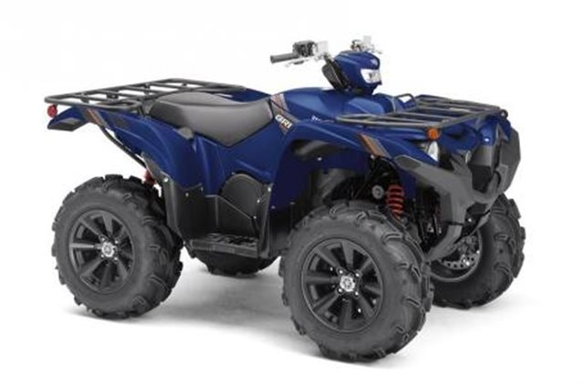 2019 Yamaha Grizzly EPS SE at Pete's Cycle Co., Severna Park, MD 21146