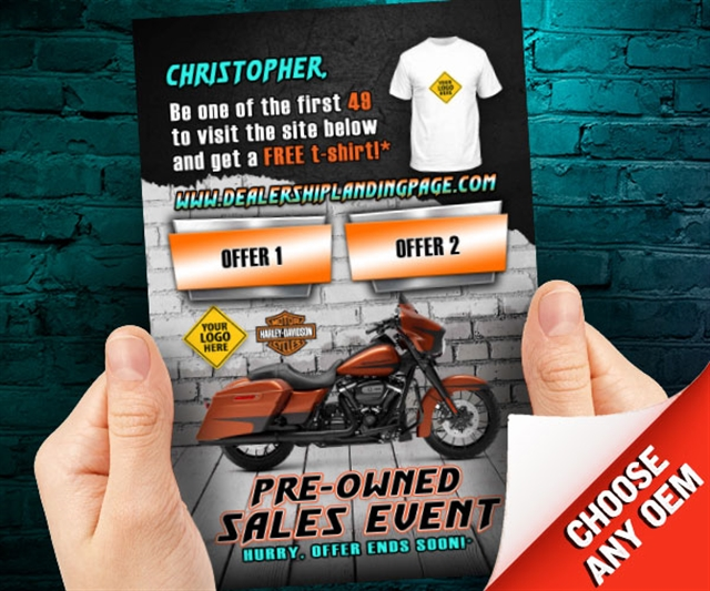 Pre-Owned Sales Event Powersports at PSM Marketing - Peachtree City, GA 30269