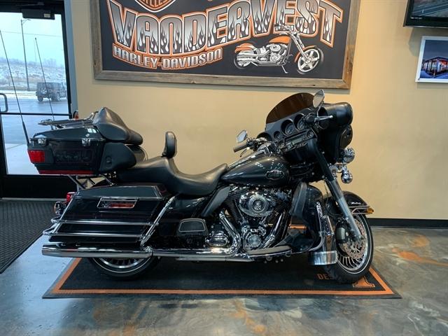 2009 Harley-Davidson Electra Glide Ultra Classic at Vandervest Harley-Davidson, Green Bay, WI 54303