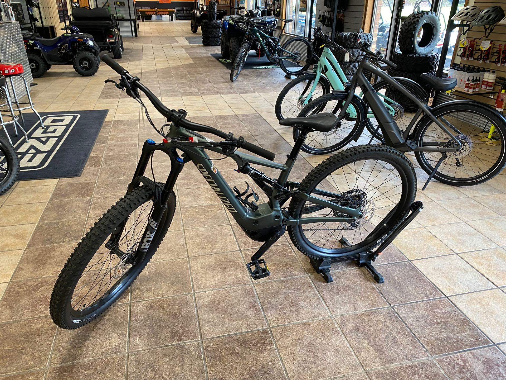 2021 Specialized Turbo Levo Comp L at Gold Star Outdoors