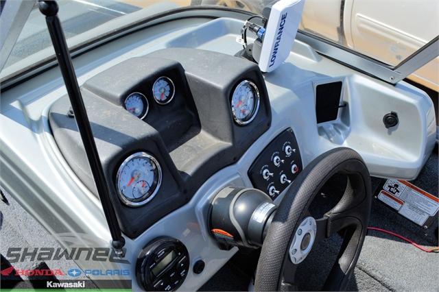 2018 Tracker Boats PRO GUIDE V 175 COMBO at Shawnee Honda Polaris Kawasaki