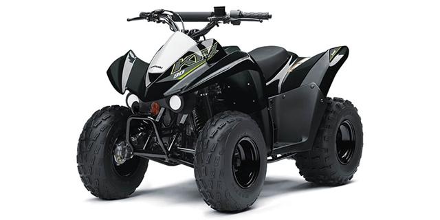2022 Kawasaki KFX 90 at Wild West Motoplex
