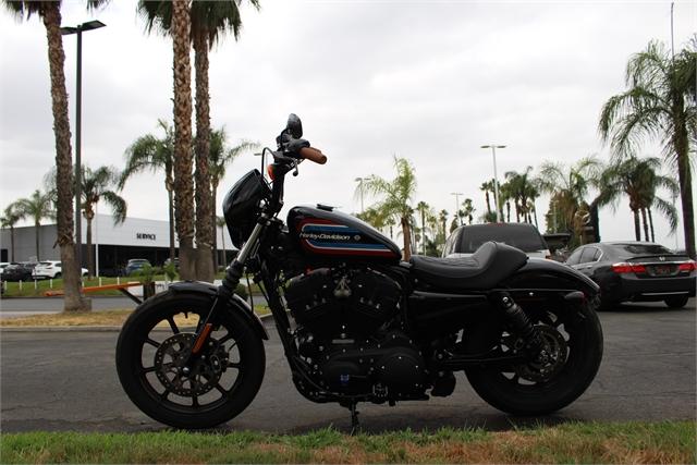 2021 Harley-Davidson Cruiser XL 1200NS Iron 1200 at Quaid Harley-Davidson, Loma Linda, CA 92354