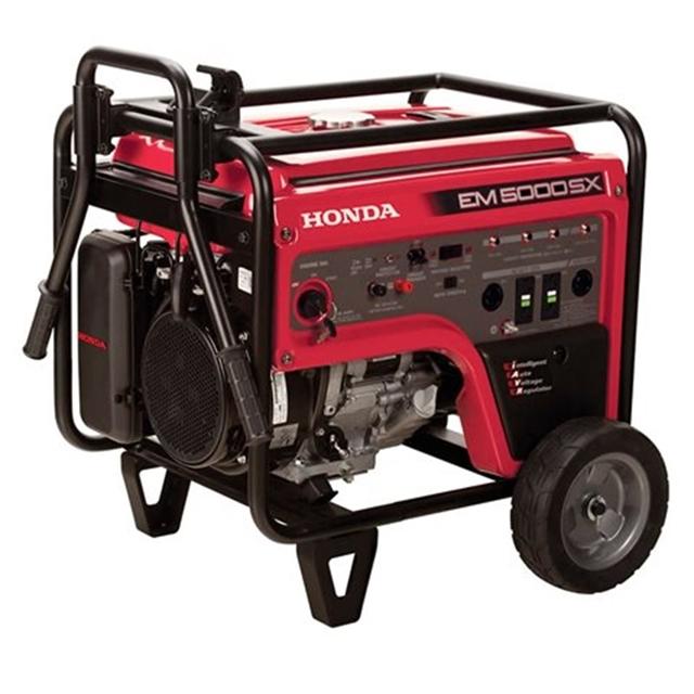 2020 Honda Power Generators EM5000S at G&C Honda of Shreveport