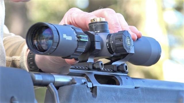 2019 Sig Sauer Optics TANGO6 Scope 3-18X44 mm at Harsh Outdoors, Eaton, CO 80615
