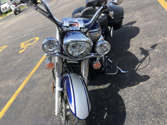2009 YAMAHA V-Star 1300 Tourer at Randy's Cycle, Marengo, IL 60152