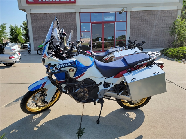 2018 Honda Africa Twin Adventure Sports DCT at Interstate Honda