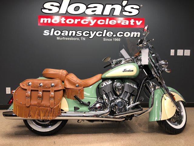 2019 Indian Chief Vintage at Sloan's Motorcycle, Murfreesboro, TN, 37129