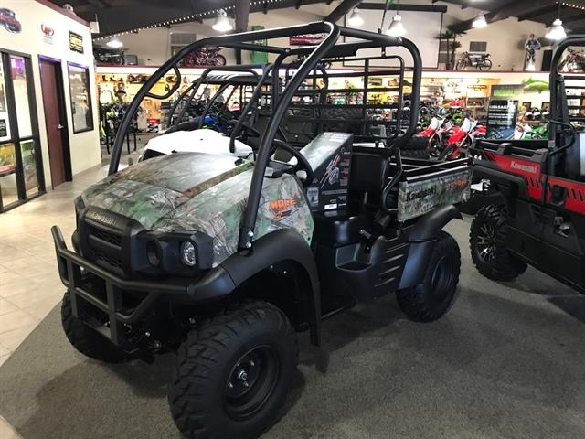 2020 Kawasaki Mule SX™ FI 4x4 XC Camo at Dale's Fun Center, Victoria, TX 77904