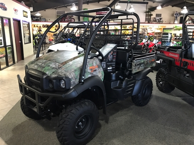 2020 Kawasaki Mule SX FI 4x4 XC Camo at Dale's Fun Center, Victoria, TX 77904