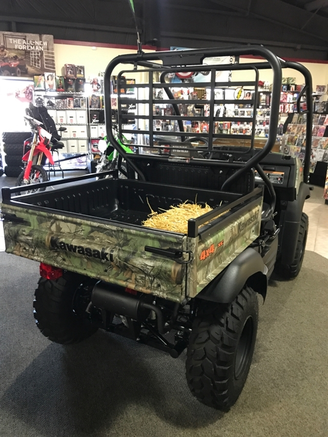 2020 Kawasaki Mule SX™ FI 4x4 XC Camo at Dale's Fun Center, Victoria, TX 77904