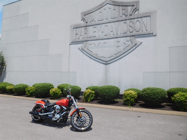2017 Harley-Davidson Softail Breakout at Bumpus H-D of Murfreesboro