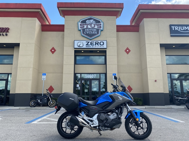 2019 Honda NC750X DCT ABS at Fort Myers
