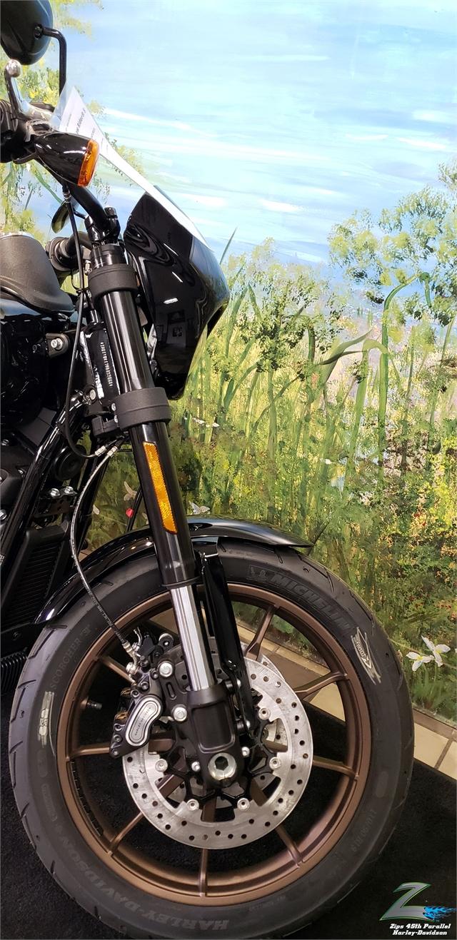 2021 Harley-Davidson Cruiser Low Rider S at Zips 45th Parallel Harley-Davidson