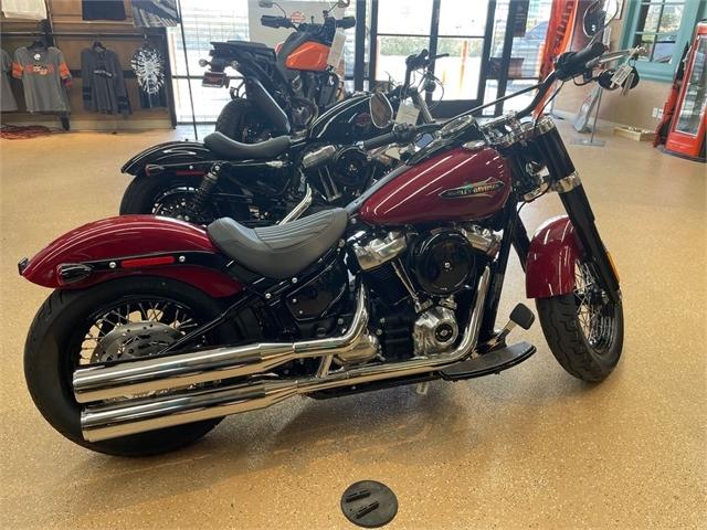 2021 Harley-Davidson Cruiser Softail Slim at Palm Springs Harley-Davidson®