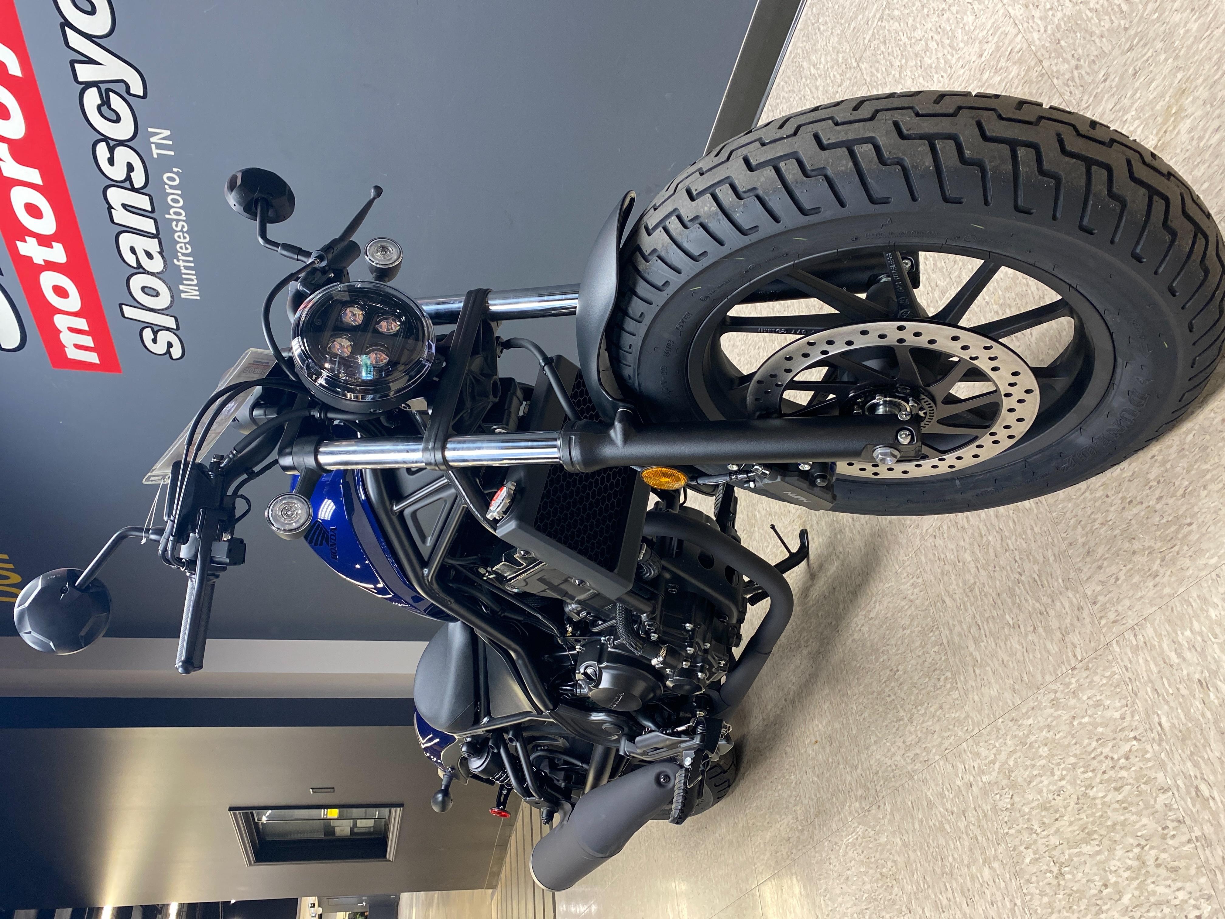 2021 Honda Rebel 300 ABS at Sloans Motorcycle ATV, Murfreesboro, TN, 37129