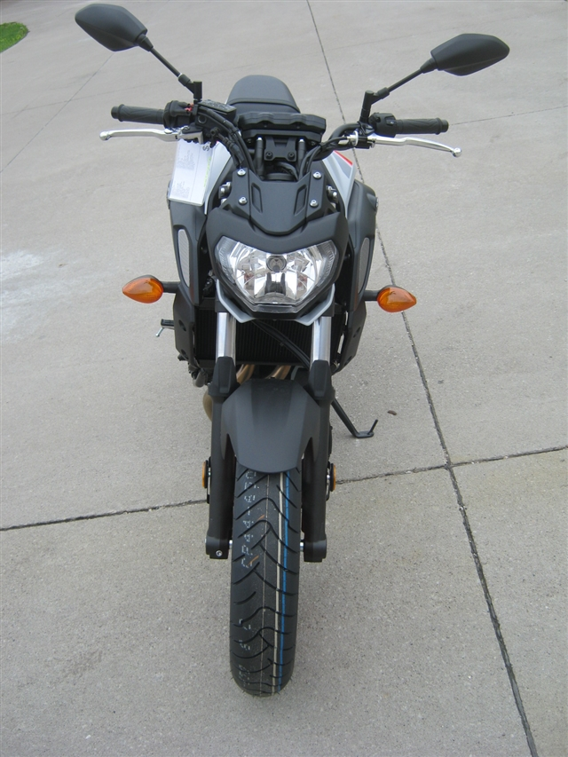 2019 Yamaha MT 07 at Brenny's Motorcycle Clinic, Bettendorf, IA 52722