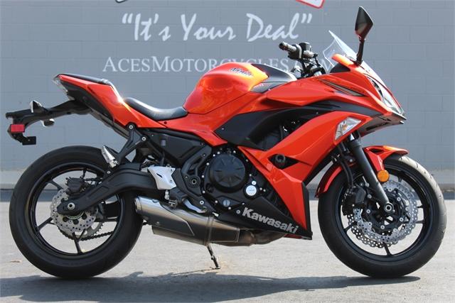 2017 KAWASAKI EX650JHFL at Aces Motorcycles - Fort Collins