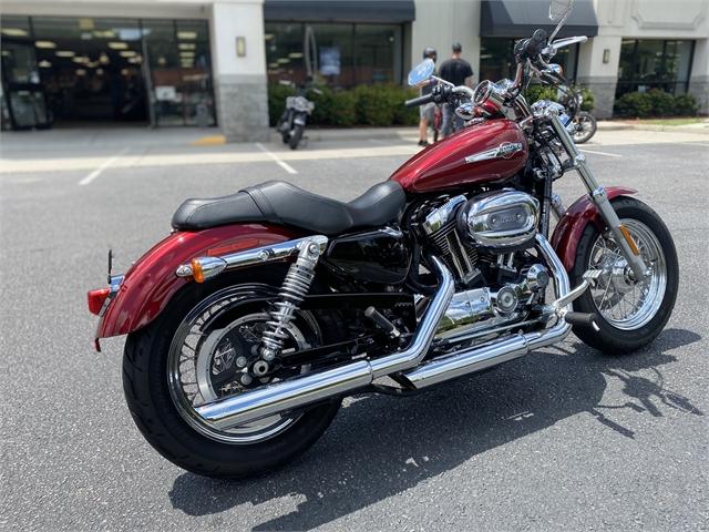 2017 Harley-Davidson Sportster 1200 Custom at Southside Harley-Davidson