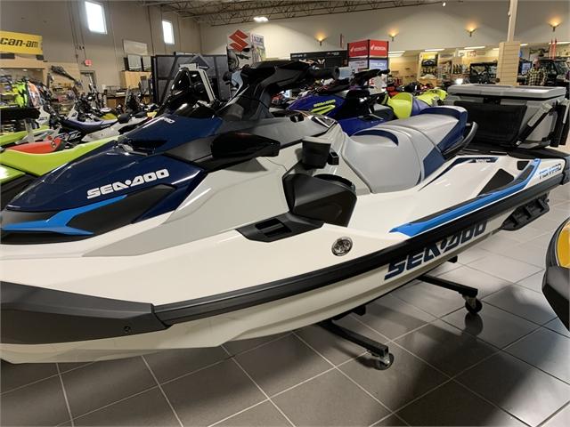 2021 Sea-Doo FISH PRO 170 iBR + SOUND SYSTEM at Star City Motor Sports