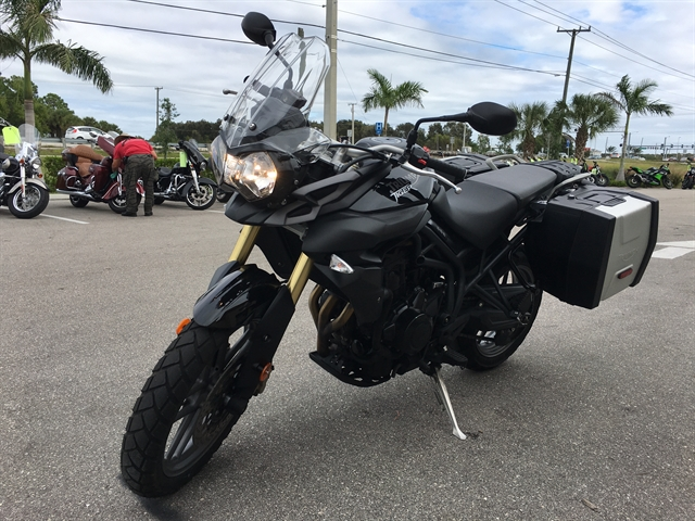 2012 Triumph Tiger 800 ABS at Fort Myers