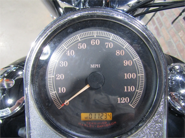 2005 Harley-Davidson Softail Standard at Cox's Double Eagle Harley-Davidson