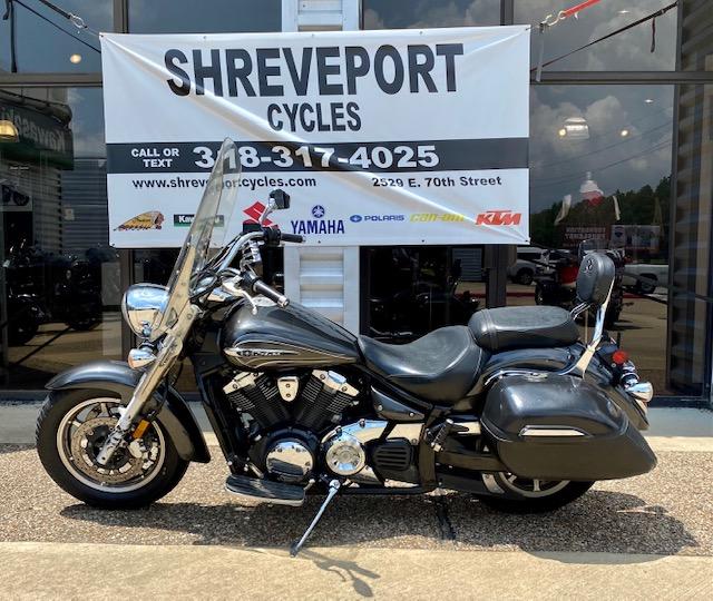 2012 Yamaha V Star 1300 Tourer at Shreveport Cycles