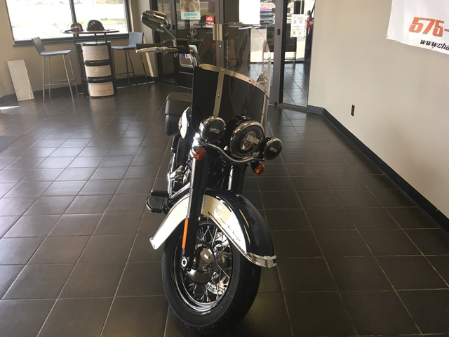 2019 Harley-Davidson Softail Heritage Classic 114 at Champion Harley-Davidson