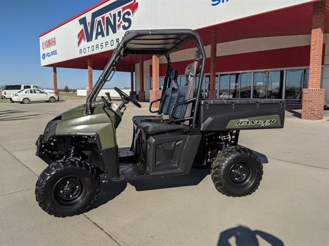 2011 POLARIS Ranger 800 at Van's Motorsports