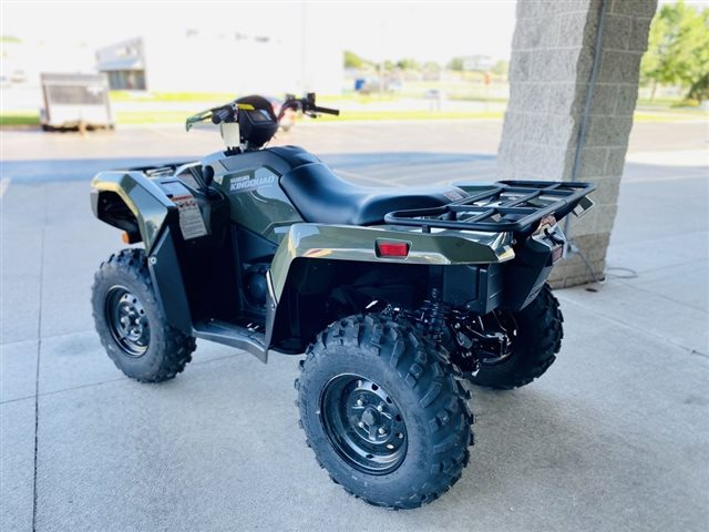 2020 Suzuki KingQuad 500 AXi Power Steering at Rod's Ride On Powersports