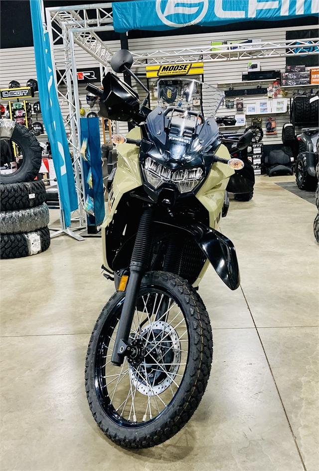 2022 Kawasaki KLR 650 ABS at Prairie Motor Sports
