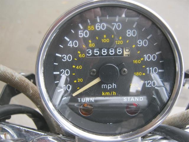 1986 Suzuki VS700 Intruder Intruder at Brenny's Motorcycle Clinic, Bettendorf, IA 52722