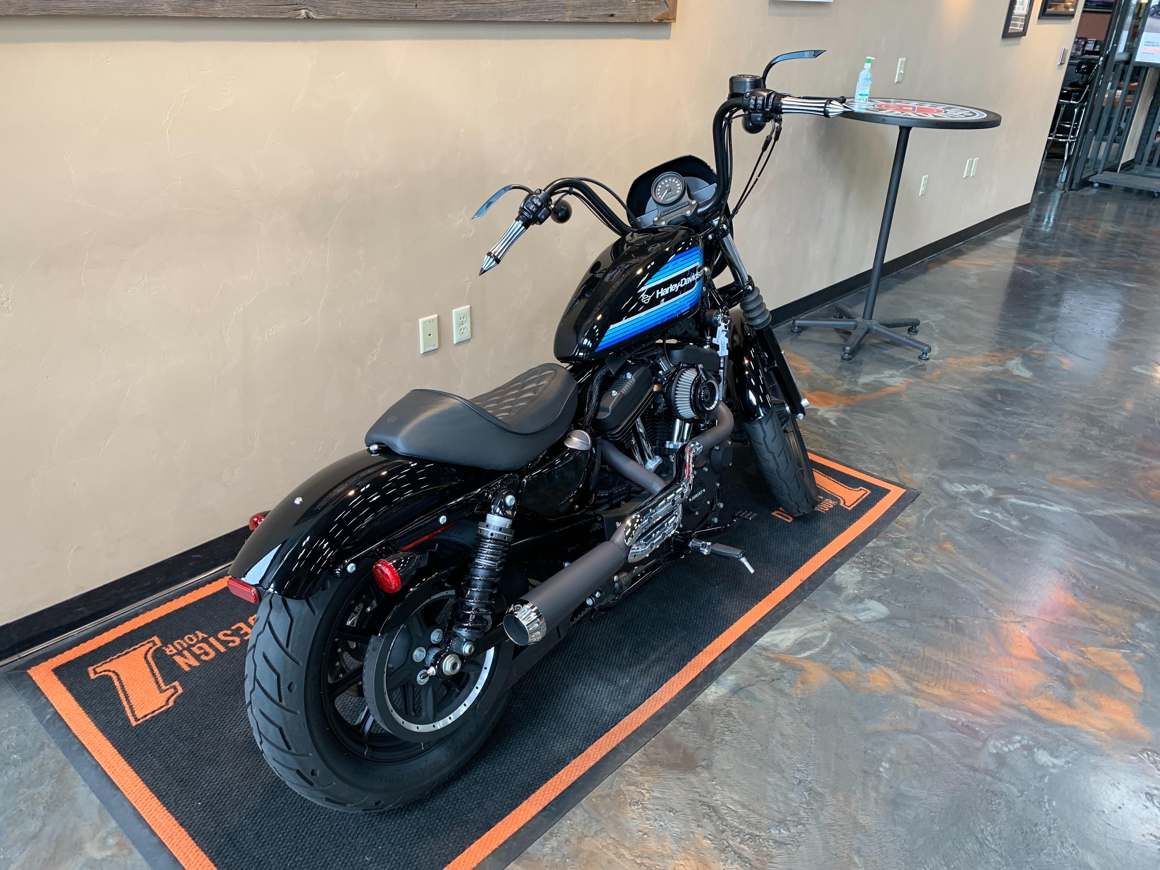 2018 Harley-Davidson Sportster Iron 1200 at Vandervest Harley-Davidson, Green Bay, WI 54303
