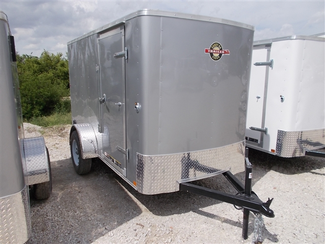 2019 Carry On 5X10CGRCM at Nishna Valley Cycle, Atlantic, IA 50022