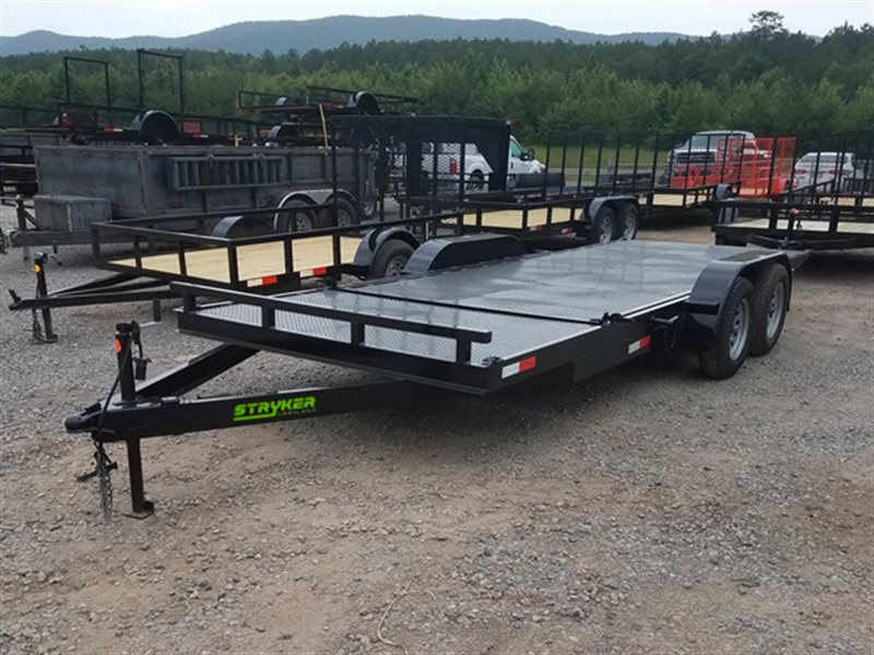Stryker Trailer at Extreme Powersports Inc