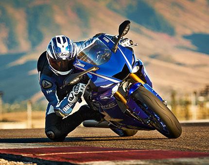 Yamaha at Santa Fe Motor Sports
