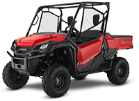 Side By Side Inventory at Genthe Honda Powersports